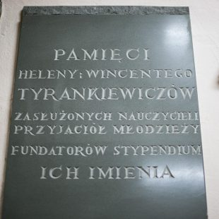 50.lecie Stypendium im. H.i W. Tyrankiewiczów