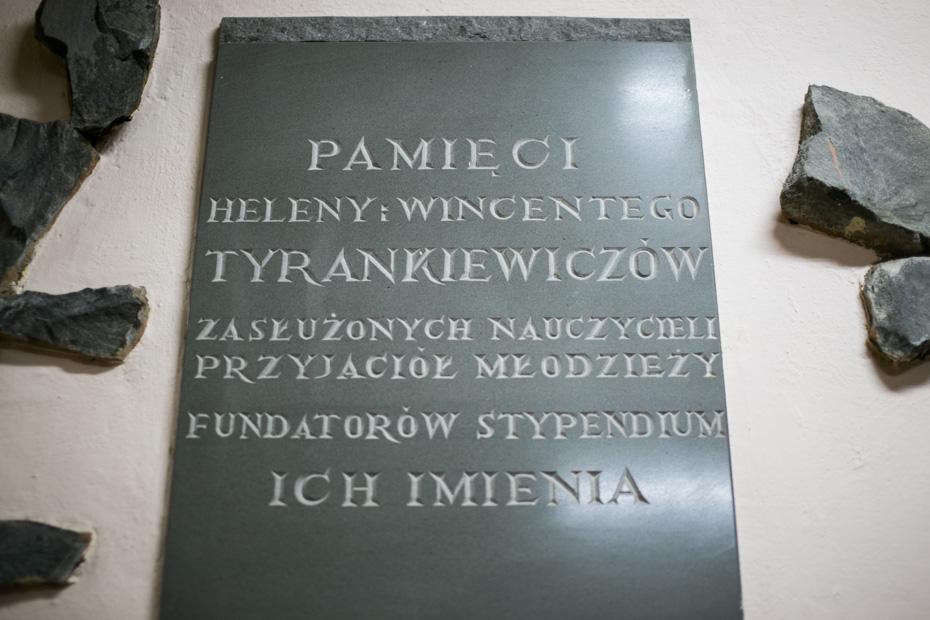 tablica tyrankiewiczów