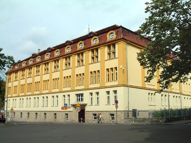 Szkoła - budynek