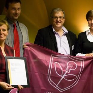 Certyfikat Lokalnego Centrum Aktywności Ekologicznej