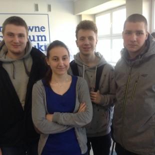 II miejsce szachistów w Mistrzostwach Powiatu