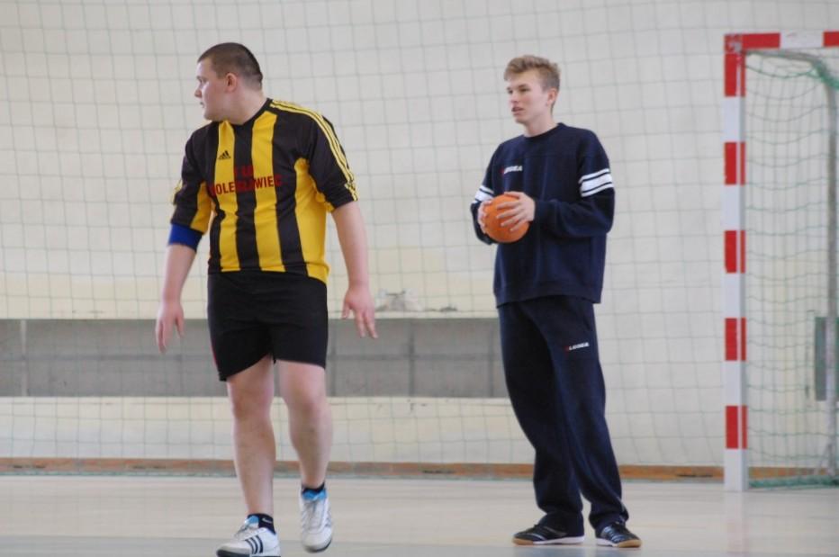 Piłka ręczna – kolejny remis chłopców