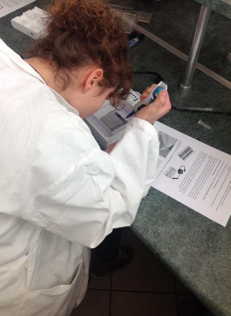 Nasi biolodzy i chemicy na Uniwersytecie Wrocławskim