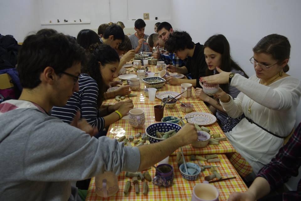 Włosi - Ceramika