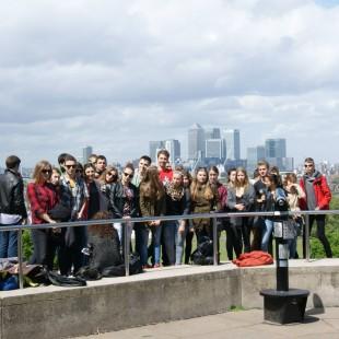 Londyn w obiektywie klasy II e