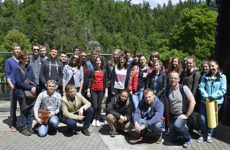 Finał projektu o Dolnym Śląsku, czyli angielski w praktyce
