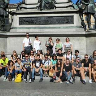 O ludziach, przyjaźni, krajobrazach i kuchni, czyli wspomnienie Włoch