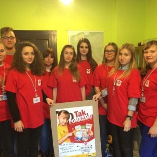 Szkolne Koło Caritas -działamy dla innych