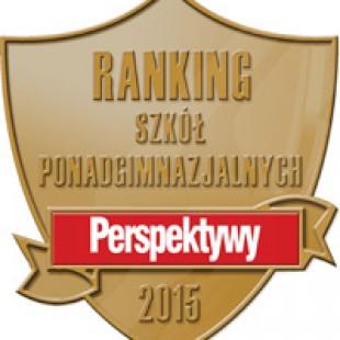"""Po raz kolejny ze Srebrną Tarczą"""" – awansowaliśmy w Ogólnopolskim Rankingu Liceów"""