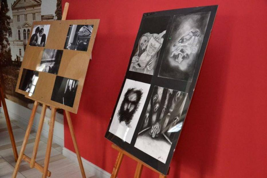 Wystawa prac Basi Szombary i Dawida Meiera