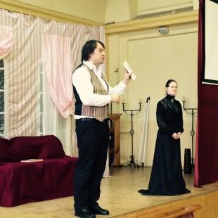 Rosyjska klasyka w angielskiej adaptacji
