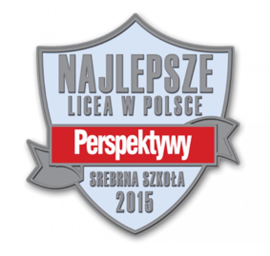 Srebrna Szkoła 2015
