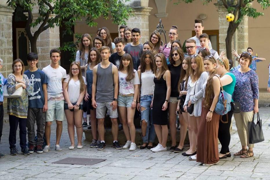 Włoski tydzień w naszej szkole