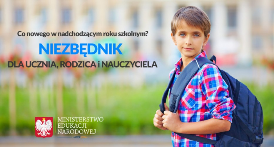Zmiany i nowości w przepisach oświatowych od roku szkolnego 2015/2016