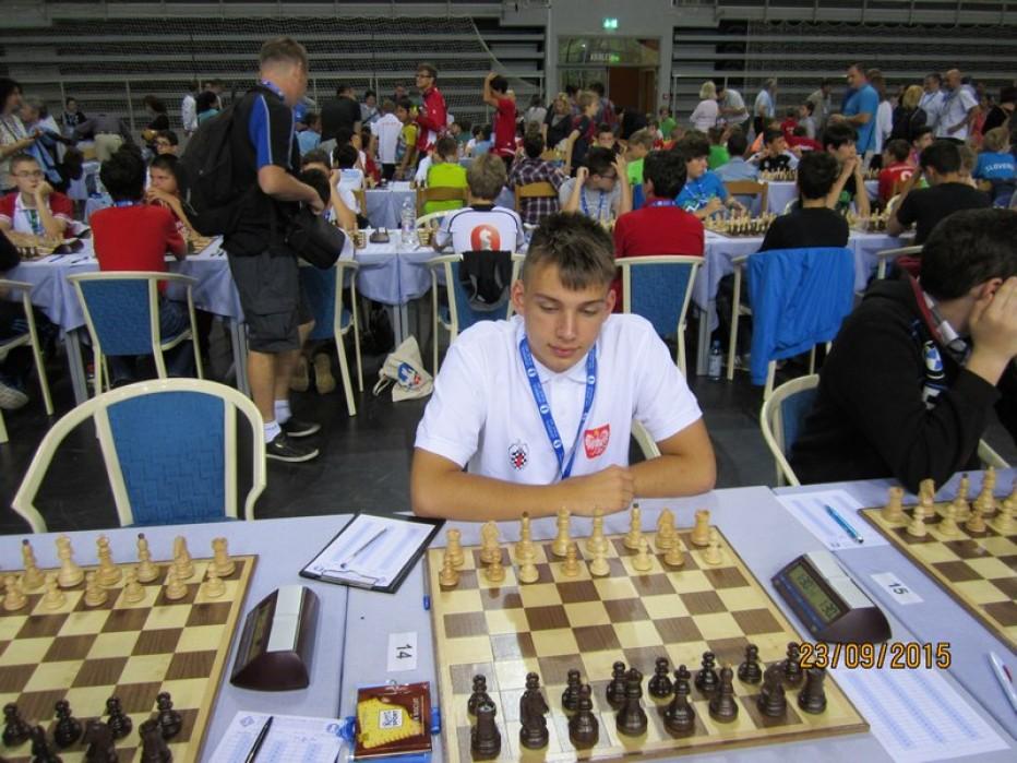 Kacper Grela – nasz mistrz szachowy
