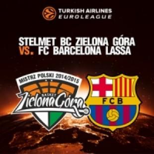Wyjazd na mecz Euroligi koszykówki do Zielonej Góry !!!