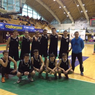 III miejsce koszykarzy w Finale Strefy Jeleniogórskiej