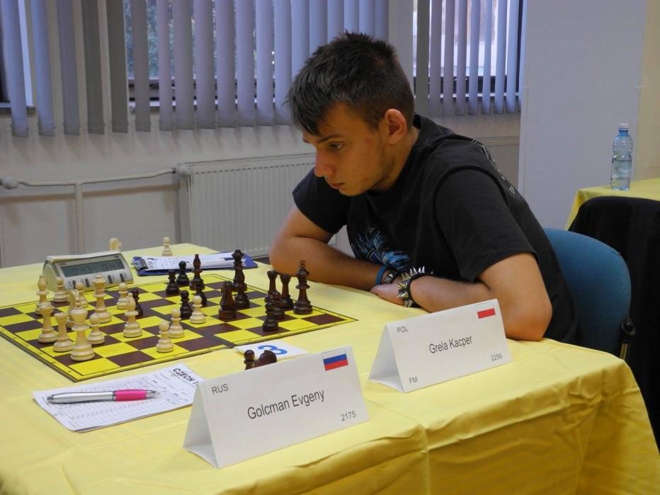Kacper Grela zwycięża w Hradec Kralove Open