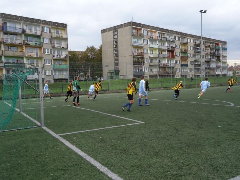 II miejsce w Mistrzostwach Powiatu w Piłce Nożnej