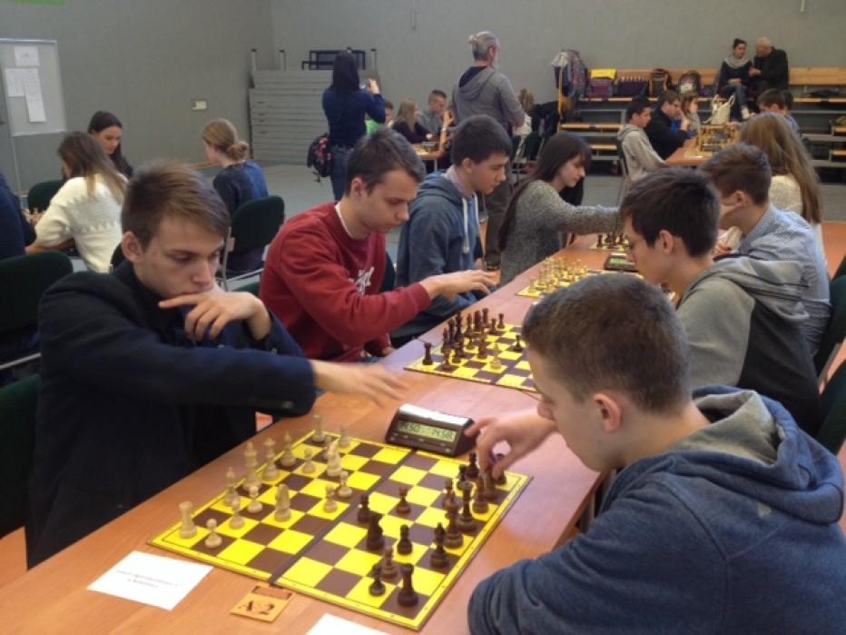 VI miejsce szachistów na Dolnym Śląsku