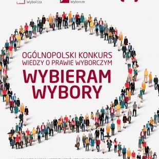 """Ogólnopolski Konkurs """"Wybieram Wybory"""""""