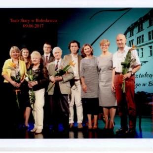 Jubileusz 70-lecia – Spotkanie z Absolwentami I LO w Teatrze