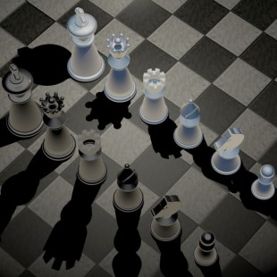 Najlepsi przy szachownicy!
