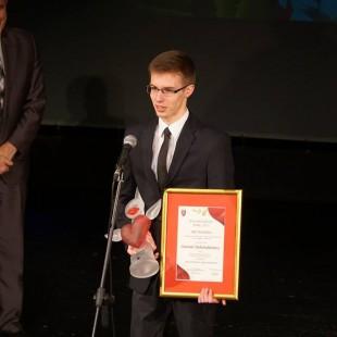 Janek Goleński – Wolontariuszem Roku 2017