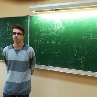 Matematyczny sukces Konrada Bratka