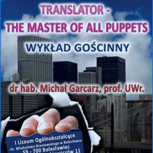 Sztuka tłumaczenia
