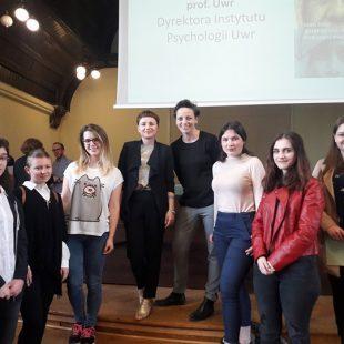 Sukces naszych licealistek na I Konkursie Wiedzy Psychologicznej we Wrocławiu
