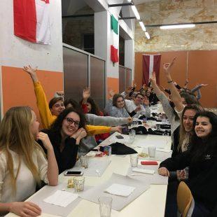 Czekamy na młodzież z Włoch