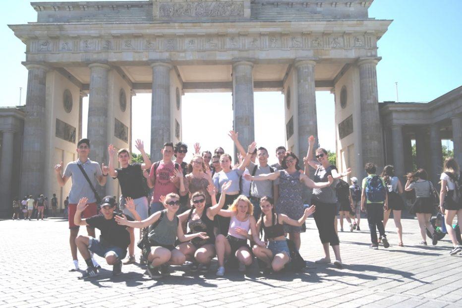 O historii, kulturze i mostach, czyli wymiana rodzinna w Berlinie