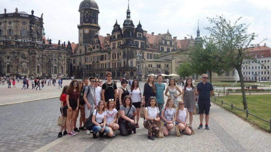 UAT w podróży studyjnej do Drezna