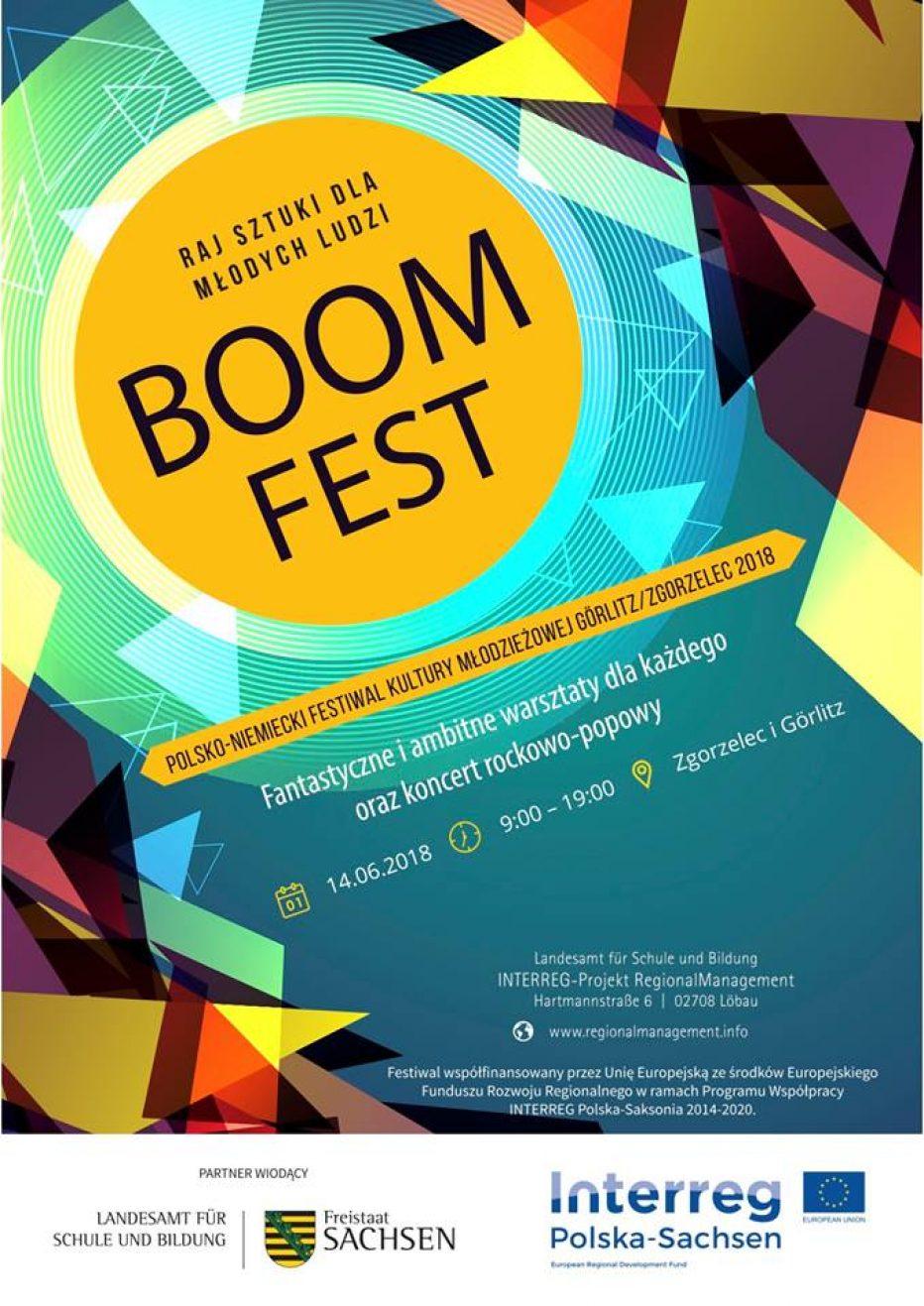 """Trwają przygotowania do Festiwalu """"BOOMFest"""" 2018"""