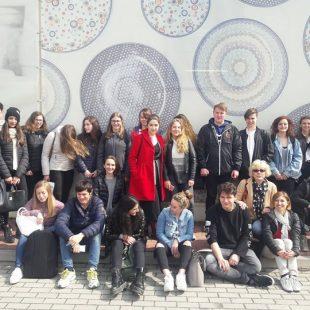 Czwarta rewizyta uczniów z Włoch