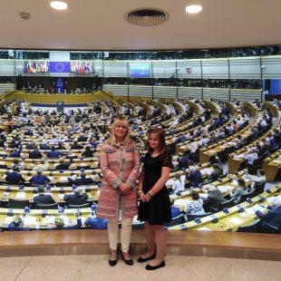 W nagrodę do Brukseli