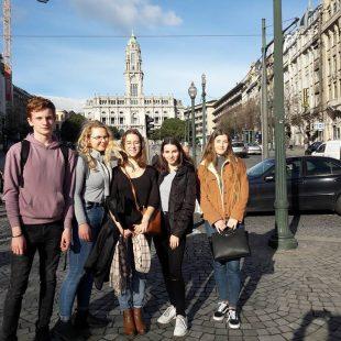 O komunikacji, stereotypach i współpracy – warsztaty Erasmusa w Portugalii