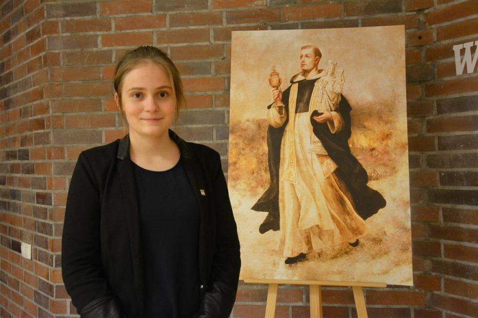 Katarzyna Marusiak w finale Olimpiady Teologii Katolickiej