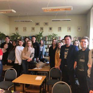 Warsztaty polonistyczne z dr R. Mertuszką