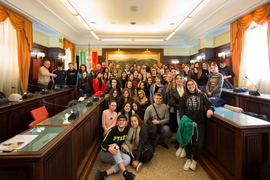 O przeszłości i przyszłości – warsztaty Erasmusa we Włoszech