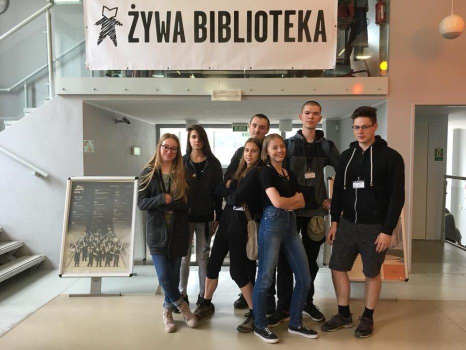 DKK na Żywej Bibliotece
