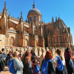 Hiszpański tydzień Erasmusa +