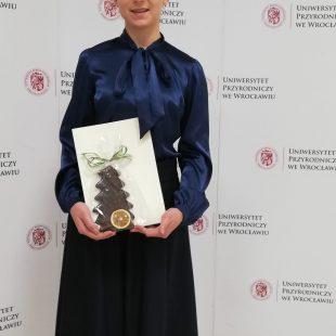 Zofia Juda – Stypendystką Prezesa Rady Ministrów
