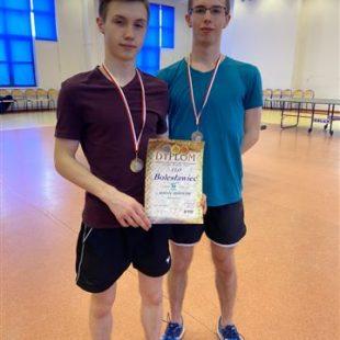 Bracia Goleńscy w finale Licealiady