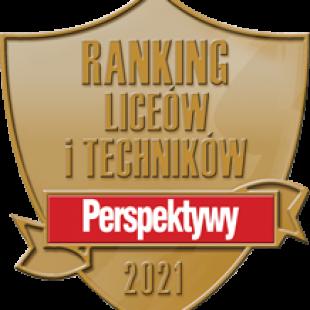 Srebrna Tarcza w Rankingu Liceów